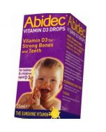 Abidec Vitamin D3 Drops 25ml