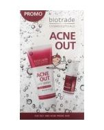Acne Out Oxy Wash & Active Cream