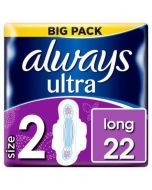 Always Ultra Long Plus with Wings Duo Pack -22
