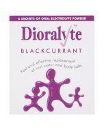 Dioralyte Blackcurrant - 6 Sachets