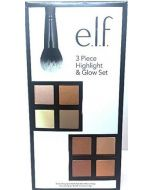 e.l.f 3 Piece Highlight & Glow Set