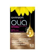 Garnier Olia Hair Colour-8.0 Blonde