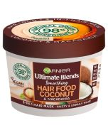 Garnier Ultimate Blends Hair Food Coconut Oil 3-in-1 Frizzy Hair Mask Treatment 390ml