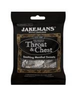 Jakemans Throat & Chest 100g