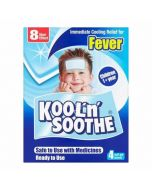Kool n Soothe Fever Soft Gel Sheets - 4