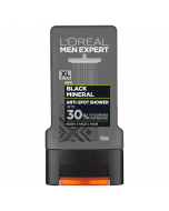 L'Oreal Paris Men Expert Black Mineral Shower Gel 300ml