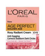 L'Oreal Paris Age Perfect Golden Age Rosy Radiant Eye Cream 15ml