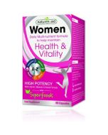 Natures Aid Women's Multi-Vitamins and Minerals