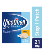 Nicotinell Nicotine Patch Stop Smoking Aid 52.5mg 7 Pack