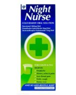 Night Nurse Cold Remedy Oral Solution 160 ml
