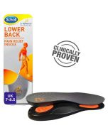 Scholl Orthotic Lower Back Pain Relief Medium