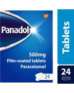 Panadol 500mg Tablets 24 Pack