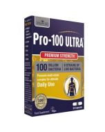 Natures Aid Pro-100 Ultra 100 Billion Bacteria 30 Capsules