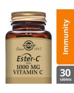 Solgar Ester-C Plus 1000 mg Vitamin C Tablets