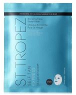 St. Tropez Bronzing Face Sheet Mask