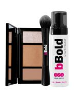 bBold Smart Mousse & Contour Kit Gift Set