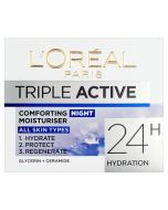 Loreal Paris Dermo Expertise Triple Active Hydrating Night Moisturizer 50ml