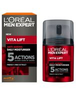 L'Oreal Paris Men Expert  Vita Lift 5 Anti Aging moisturiser 50ml