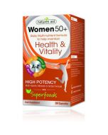 Natures Aid Women 50+ Multi-Vitamins and Minerals