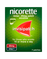 Nicorette Invisi Extra Strength Patch - 7 Patches