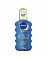 Nivea Sun Protect & Moisture Sun Spray SPF20 200ml