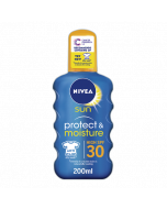 Nivea Sun Protect & Moisture Sun Spray SPF30 200ml