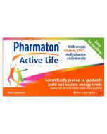 Pharmaton Active Life (90 Days Supply) Image of a 30 day packet
