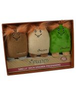 Spuddy Drawer Fresheners Adults Childrens Novelty Potato Cushion Air Cleanser