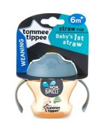 Tommee Tippee Explora 6m+ Weaning Straw Cup