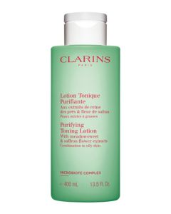 Clarins Purifying Toning Lotion 400ml