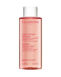 Clarins Soothing Toning Lotion 400ml