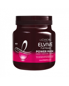 L'Oreal Elvive Full Resist Fragile Hair Multi-Use Hair Strengthening Power Mask 680ml