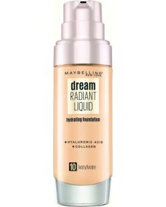 Maybelline Dream Satin Liquid Foundation-010 Ivory