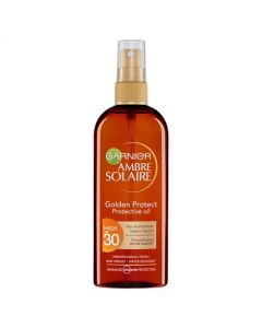 Garnier Ambre Solaire Golden Protect Sun Oil SPF30 150ml