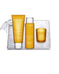 Clarins Aroma Ritual Collection