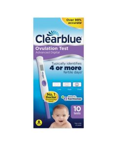 Clearblue Advanced Digital Ovulation Test (10)
