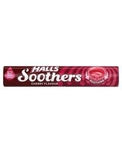 Halls Soothers - Cherry