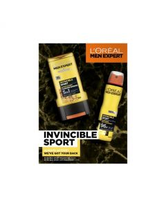 L'Oreal Men Expert Invincible Sport 2 Piece Giftset For Him