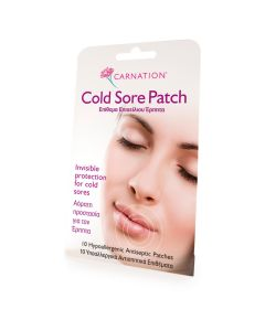 Carnation Cold Sore Patch | Fast Dispatch*