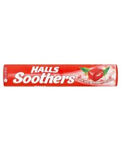 Halls Soothers  - Strawberry