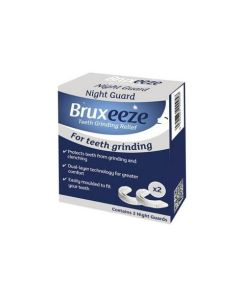 Bruxeeze Night Guard For Teeth Grinding  Fast Dispatch*