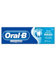 Oral B Complete Refreshing Clean Toothpaste 75ml