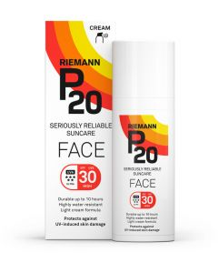 P20. Seriously reliable suncare