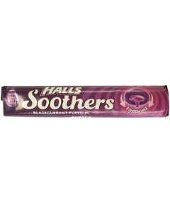 Halls Soothers - Blackcurrant
