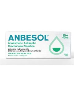 Anbesol Solution 100ml
