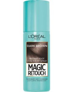 L'Oreal Magic Retouch Instant Root Concealer Spray - Dark Brown 150ml