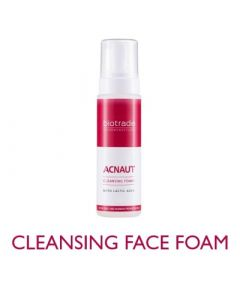 Acnaut Cleansing Face Foam Wash Old Pack