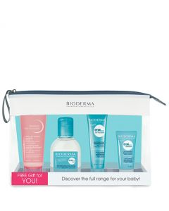 Bioderma Abcderm Essentials Set + Free Mum's Cleanser