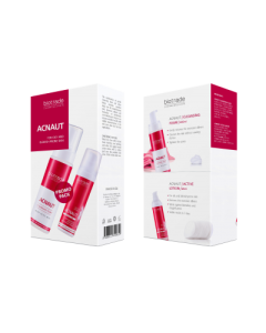 Acnaut Lotion & Cleansing Foam Kit