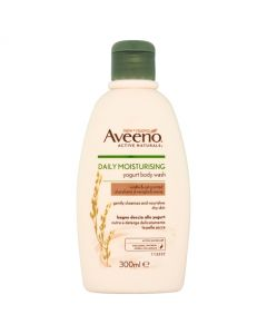 Aveeno Daily Moisturizing Yogurt Body Wash Vanilla & Oats